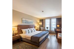 Holiday Inn Şişli'de Konaklama Seçenekleri