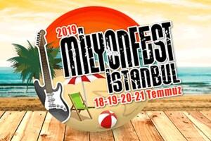(SON BİLETLER!) Eğlence Dolu MilyonFest İstanbul 2019 Biletleri