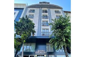 Zeytinburnu Panorama Hotel'de Kahvaltı Dahil Konaklama