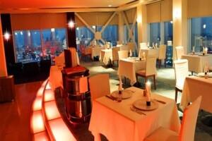 Kaya İstanbul Fair & Convention Hotel'de Akşam Yemeği