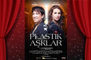 Oya Başar ve Begüm Birgören'den 'Plastik Aşklar' Tiyatro Oyunu Bileti