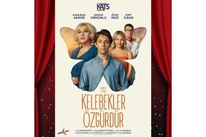 'Kelebekler Özgürdür' Tiyatro Bileti