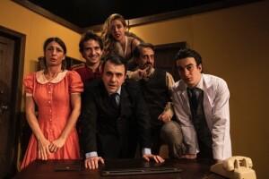 Ünlü Oyuncuların Sahnelediği 'A-NORMAL' Tiyatro Oyunu Bileti