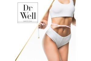 Dr. Well Estetik 5 Şubede Geçerli Bölgesel Yağ Eritme & Pressoterapi