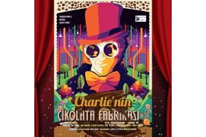 Dünyaca Ünlü 'Charlie'nin Çikolata Fabrikası'nda' Çocuk Tiyatro Bileti