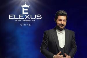 Kıbrıs Elexus Hotel'de Serkan Kaya Galası Dahil Tatil Paketleri
