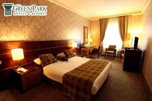 The Green Park Hotel Bostancı'da Çift Kişilik Konaklama Seçenekleri