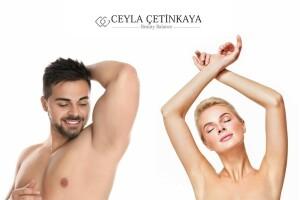 Ceyla Çetinkaya Beauty Balance'de Bay & Bayan İstenmeyen Tüy Paketleri