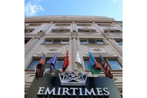 Kadıköy Emirtimes Otel'de Tek veya Çift Kişi Konfor Dolu Konaklama