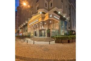 Golden Age Taksim & Spa'da 2 Kişi 1 Gece Konaklama Seçenekleri