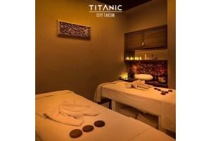 Titanic City Taksim Hotel Ocean SPA'da 50 Dakika Klasik Masaj